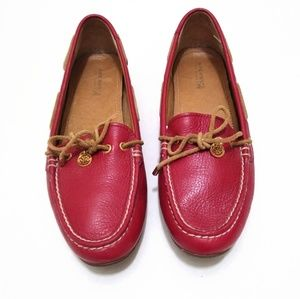 Sperry Topsider All Leather